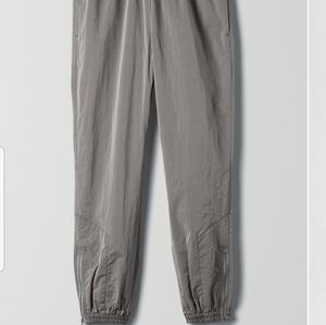 Aritzia TNA Dope-Dyed Trackpants